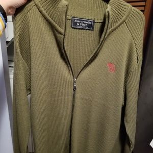 New with tag A&F mens sweater